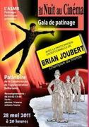 Gala de patinage:UNE NUIT AU CINEMA(28.05.2011)