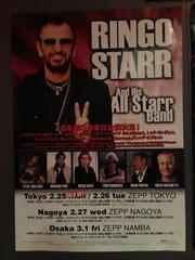 Ringo Starr And His All Starr Band @Zepp Tokyo