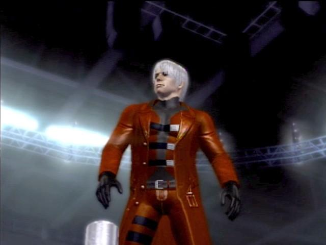 DevilMayCry:Numerical value in SVR07 of Dante.