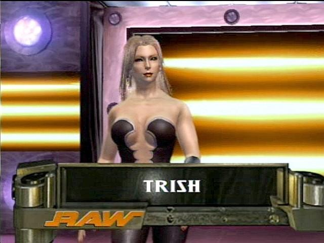 DevilMayCry:Numerical value in SVR07 of Trish.
