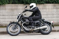MOTO GUZZI V7 Spy Photos