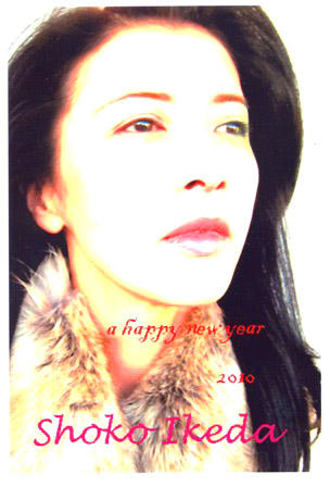 *・゜゚・*:.。.:*・゜A Happy New Year 2010゚・・*:.。.:*・゜゚・*