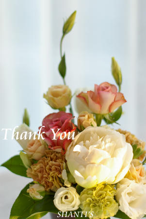Thank You -Mother's Day-