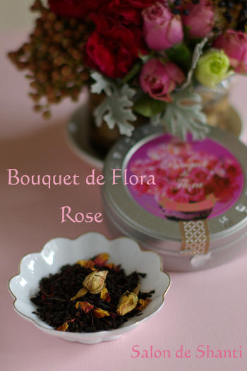 Bouquet de Flora Rose
