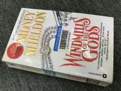 読書 Windwmills of the Gods by Sidney Sheldon