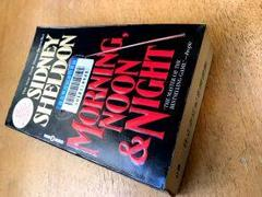 読書 Morning,Noon & Night by Sidney Sheldon