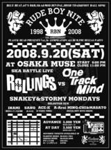 RUDE BOY NITE 10th ANNIVERSARY @ OSAKA MUSE