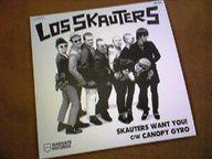 LOS SKAUTERS 7inchi Record Release Party 【EVENT】