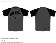 FOX 2012 RIDE GEAR 価格
