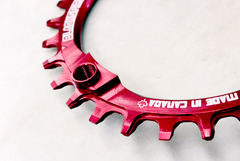 BLACKSPIRE MonoVeloce WP 104BCD Chainrings Colors