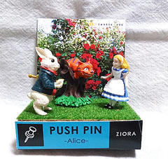 PUSH PIN ALICE