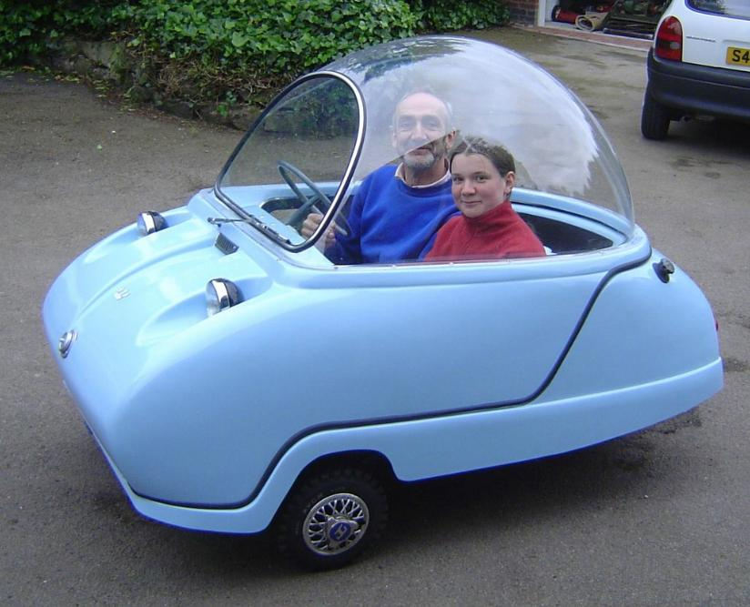 Bizarre Cars That Will Have You Riding In Style The Slowest - Cool cars in real life