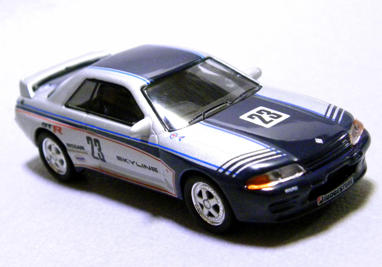 SKYLINE GROUP-A TEST CAR