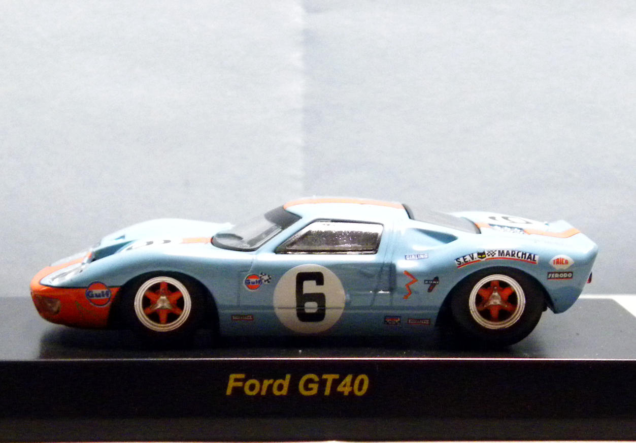 Ford GT40 1969 #6 & #7