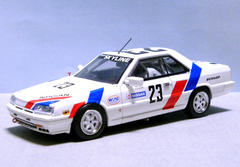 NISSAN SKYLINE RS TURBO No.23