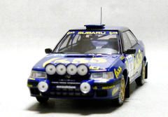 Subaru Legacy RS 1993 Swedish [#2]