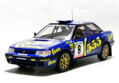 Subaru Legacy RS 1993 Portugal [#8]