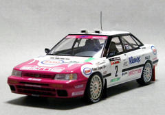 Subaru Legacy RS 1993 Lana Rally [#2]