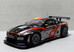 NISSAN GT-R GT1 2011 JRM Racing No.23