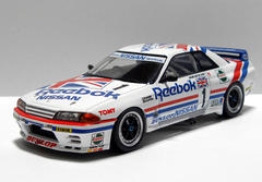 Reebok Skyline GT-R 1990 JTC West Japan [#1]