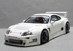 Toyota Supra GT LM 1995 Test Car