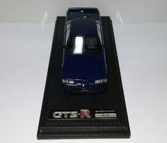 Nissan Skyline GTS-R Blue Black