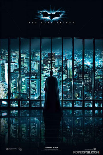 """The Dark Knight"" Batman"