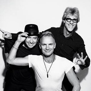 The Police Live In Concert♪