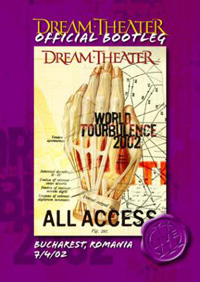 Bucharest,Romania 7/4/02★Dream Theater
