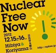 Nuclear Free Now 脱原発世界会議2(12.15-16)の発表記者会見を行いました!