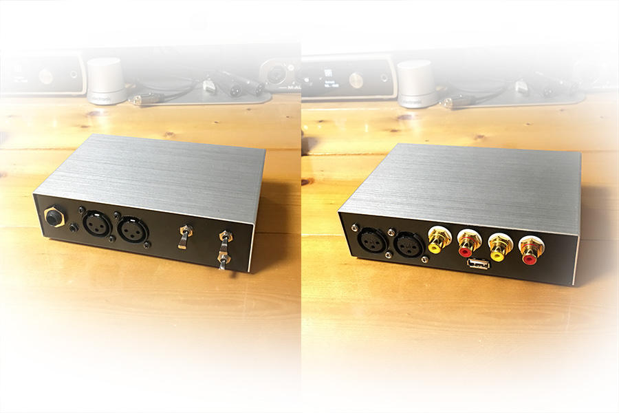 amp/front&rear