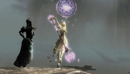 The Nightmare Unveiled:Marjory and Kasmeer