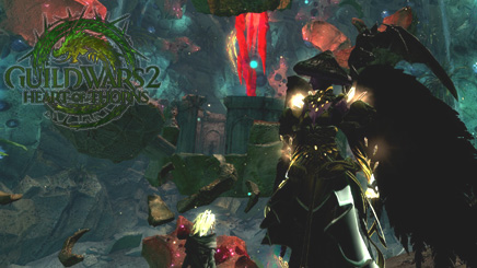 with Caithe in Bloodstone Fen
