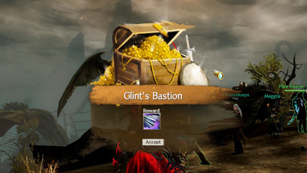 Collection Complete: Glint's Bastion