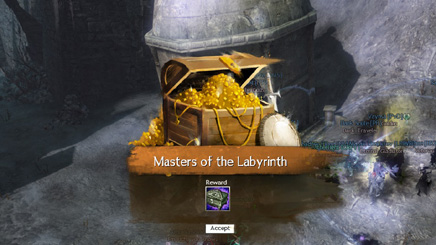 Masters of the Labyrinth