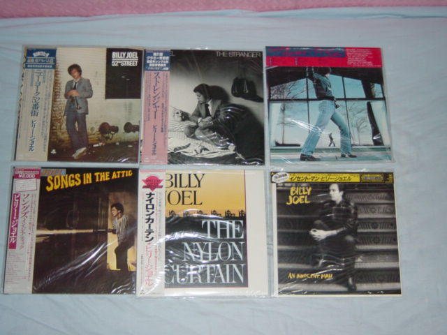 My Faborite Songs 『BILLY JOEL』 BEST3