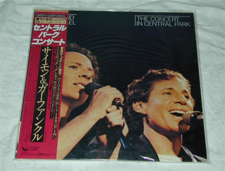 My Faborite Songs 『Simon & Garfunkel』 BEST3