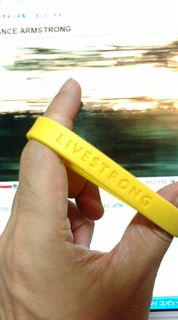 """LIVESTRONG"""