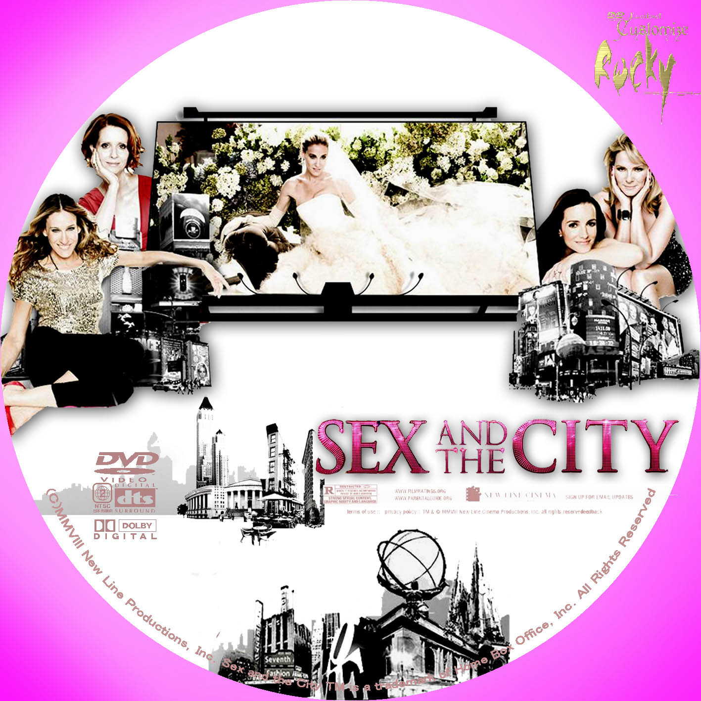 Bisexual in the city dvd
