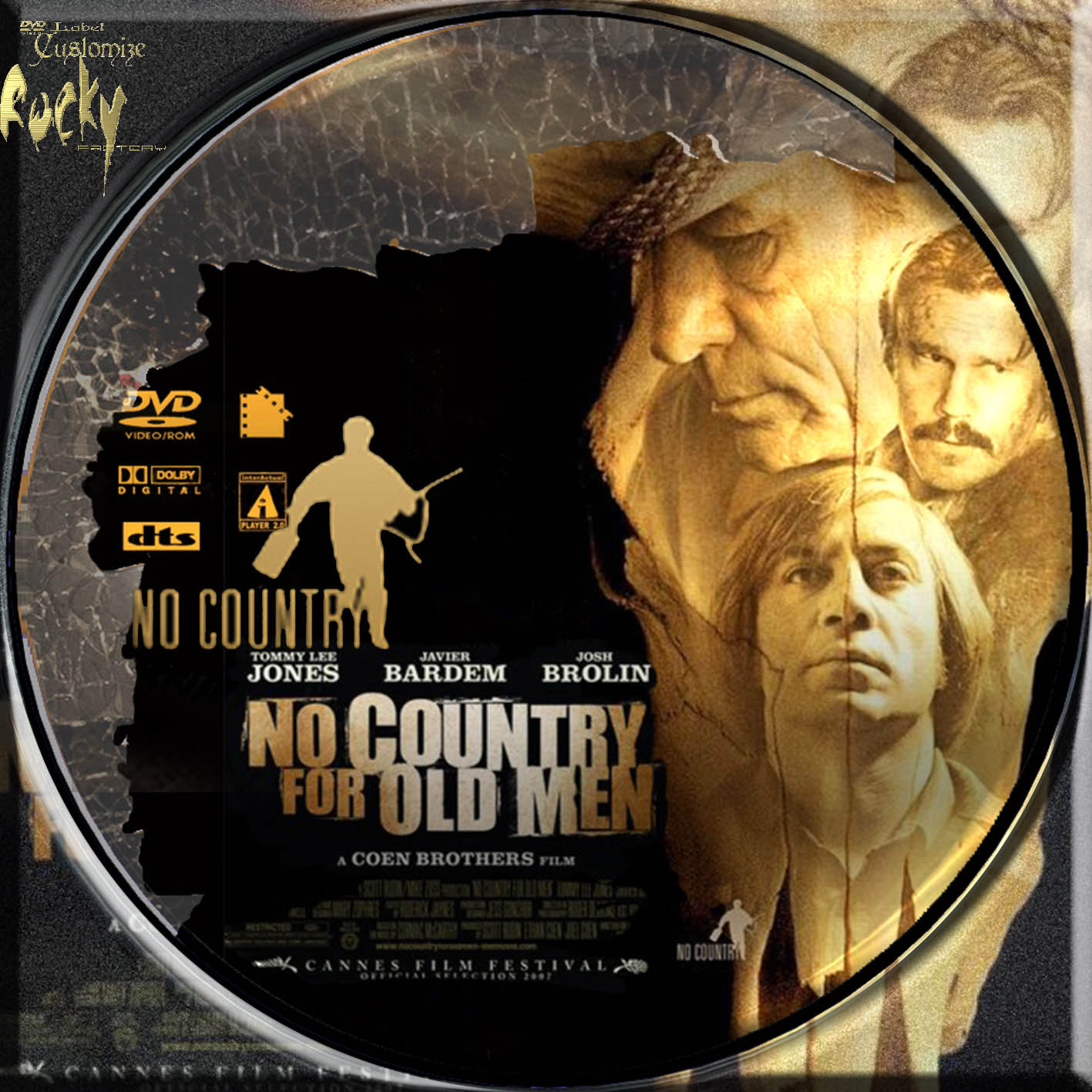 ノーカントリー   NO COUNTRY FOR OLD MEN
