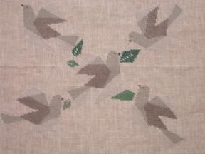 「Spring,Birds And Branches」 その2