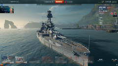 World of Warships プレイ 20160220
