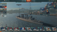 World of Warships 空母Lexington解放