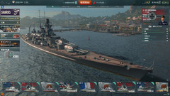 World of Warships Gneisenau解放