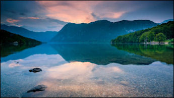 Slovenia's Beautiful Alpine Lake.jpg
