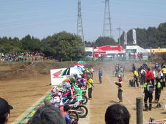 ALL  JAPAN  MOTOCROSS CHANPIONSHIP 2012  in Kyusyu