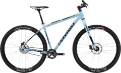 cannondale TRAIL SL29ER 3 SSを増車