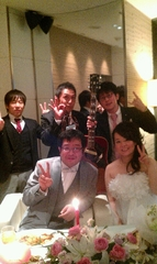 小澤さんhappy wedding!