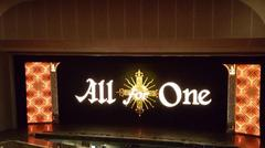 月組「All for one」観劇
