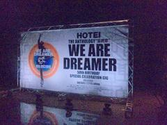 "2/1 HOTEI THE ANTHOLOGY ""最終章"" WE ARE DREAMER"